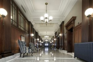 Courtroom Lobby