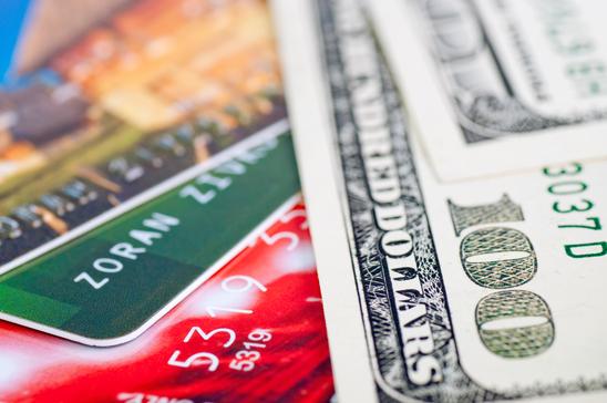 Card vs cash